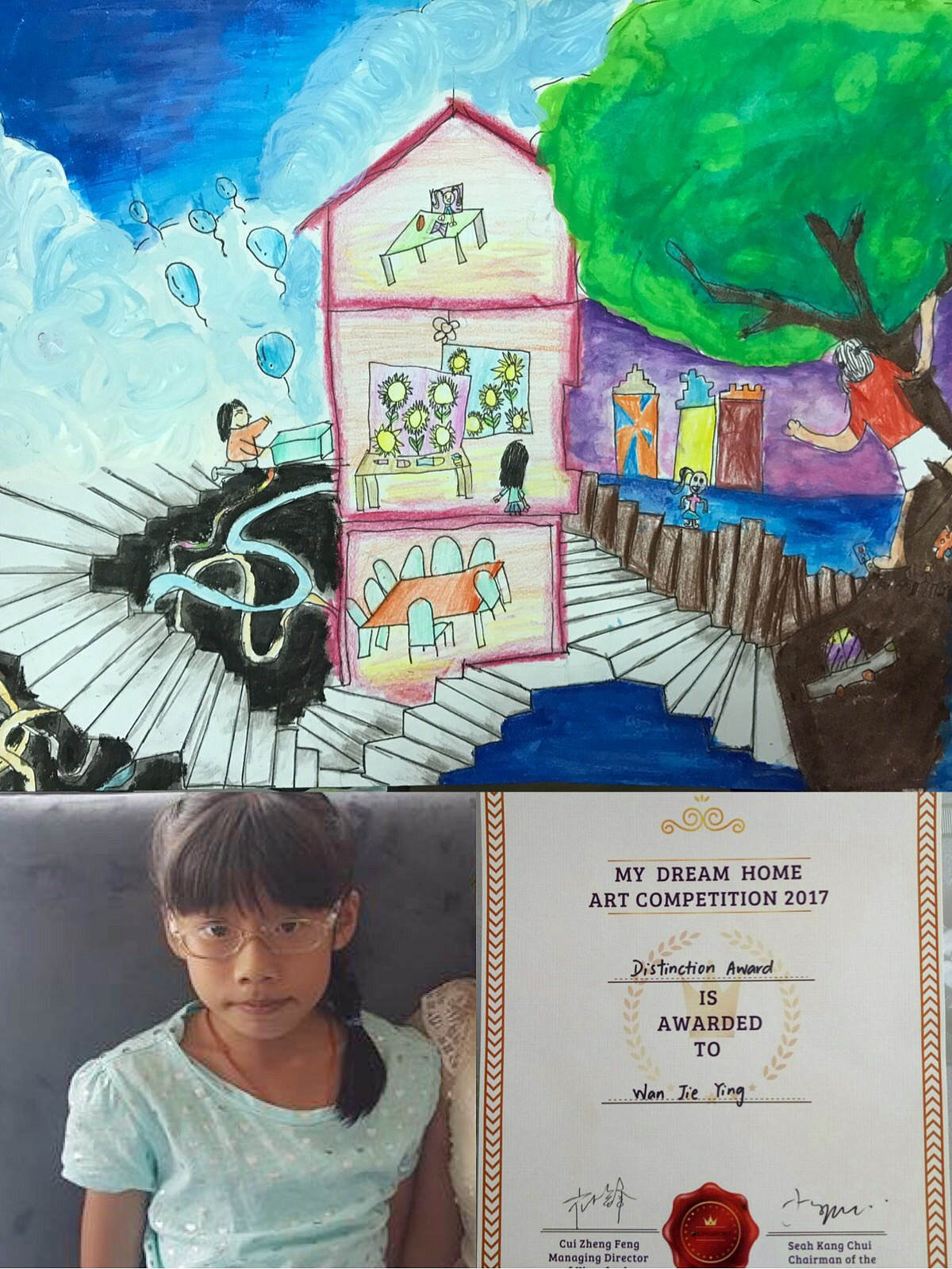 My Dream Home™ Art Competition 2017 5